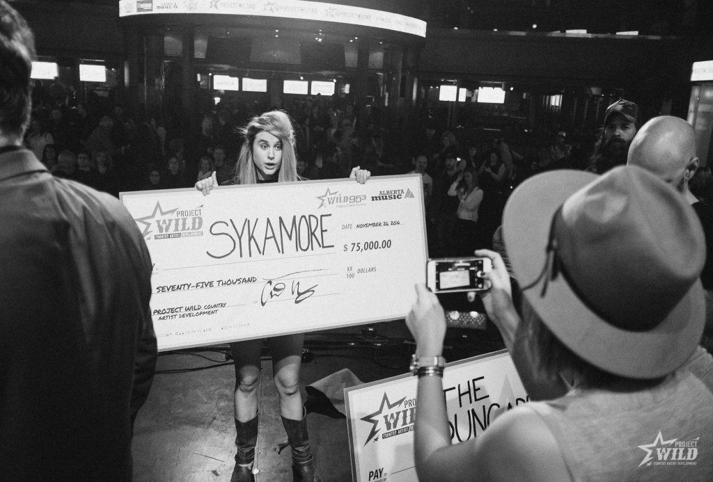 Sykamore winner