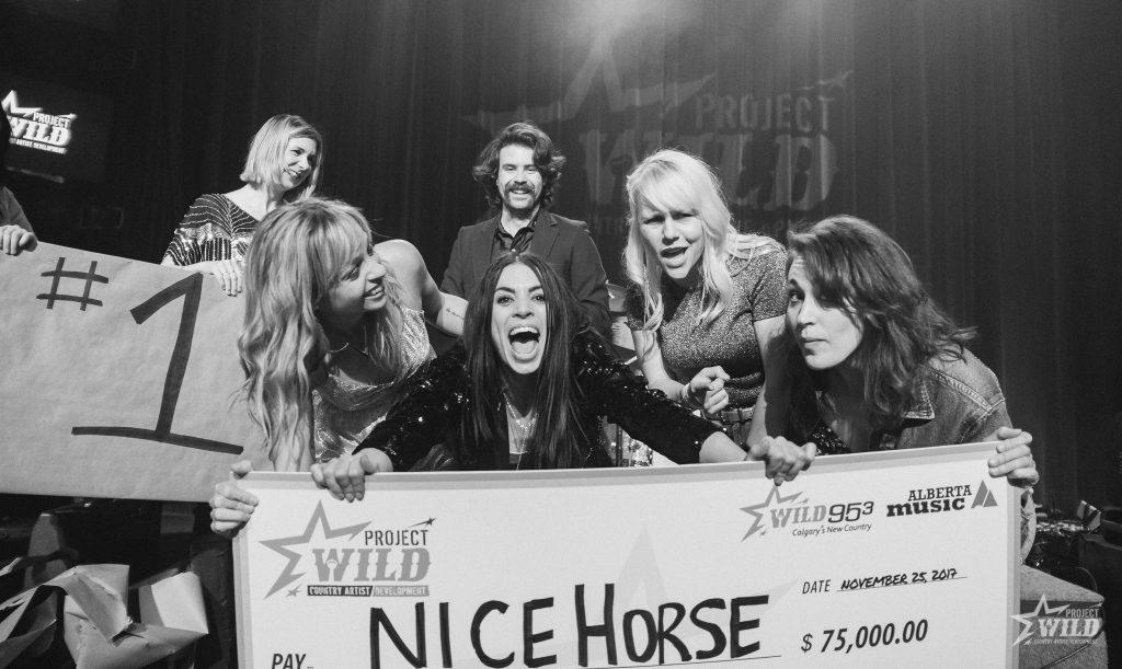 Nice Horse winner