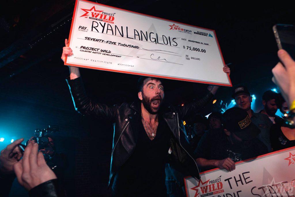 Ryan Langlois winner
