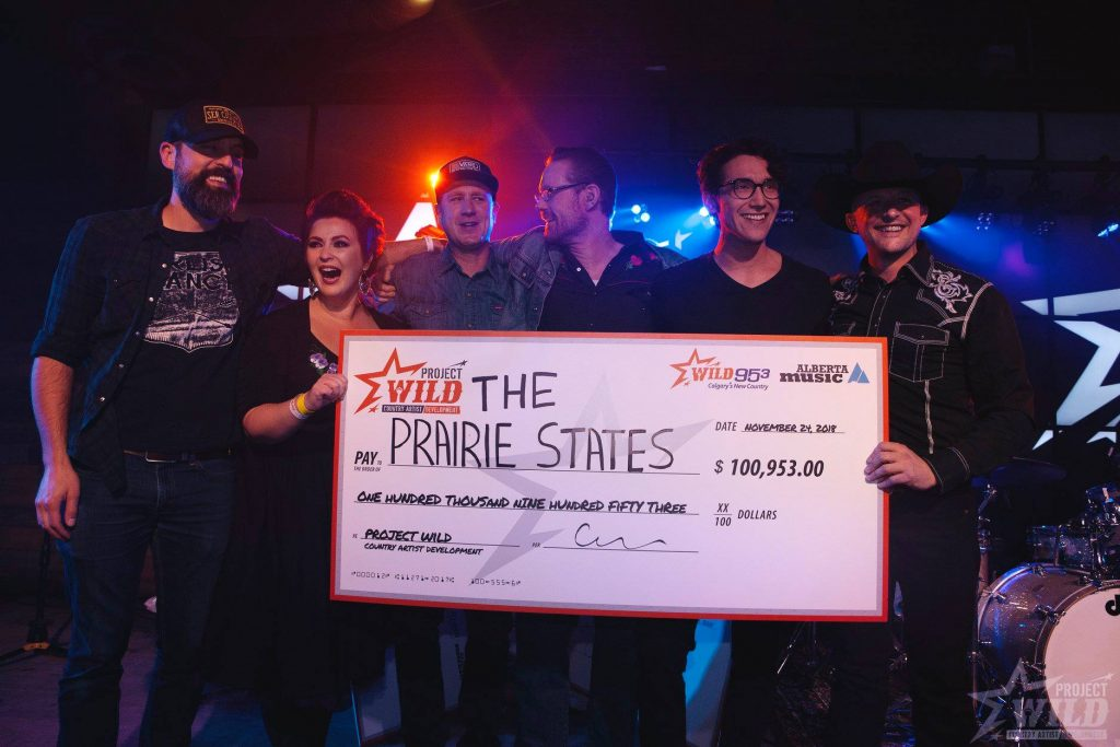 The Prairie States winner