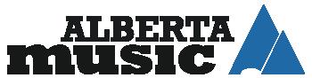 Alberta Music logo 2016