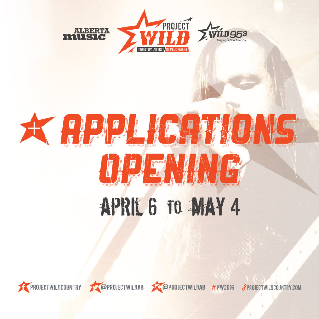 APPLICATIONS OPENING