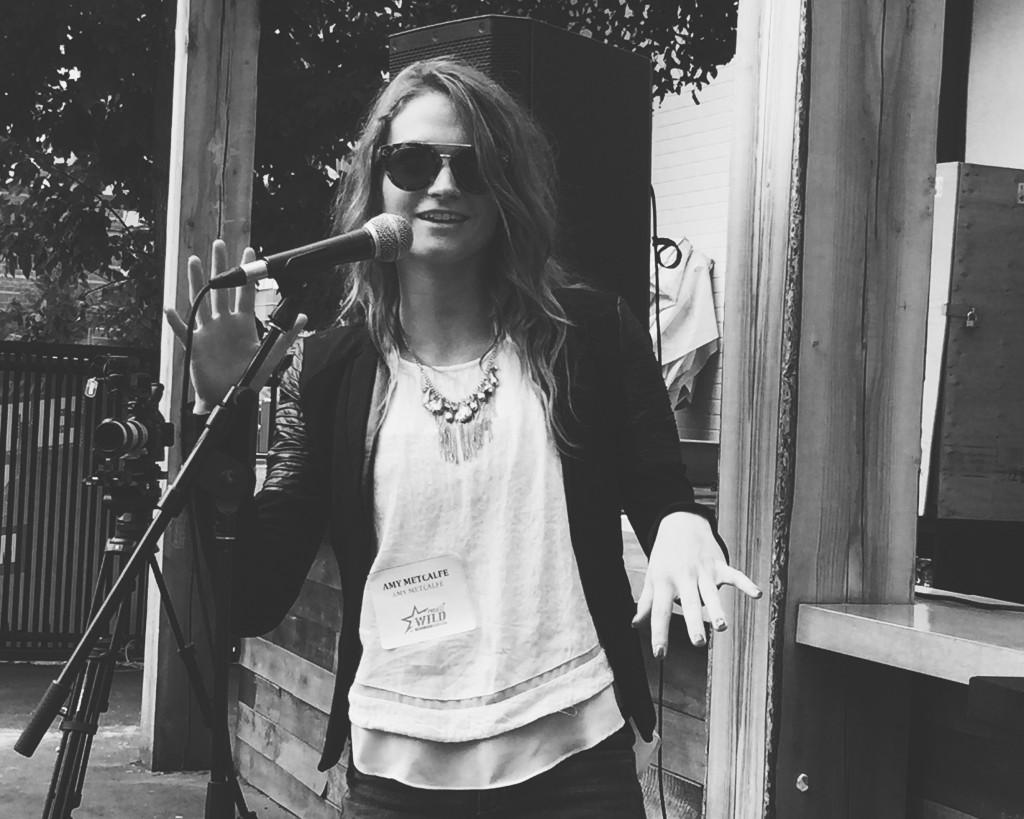 Meet Amy Metcalfe - Project WILD 2016