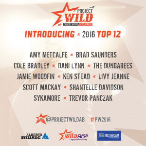 2016 Top 12 Project WILD
